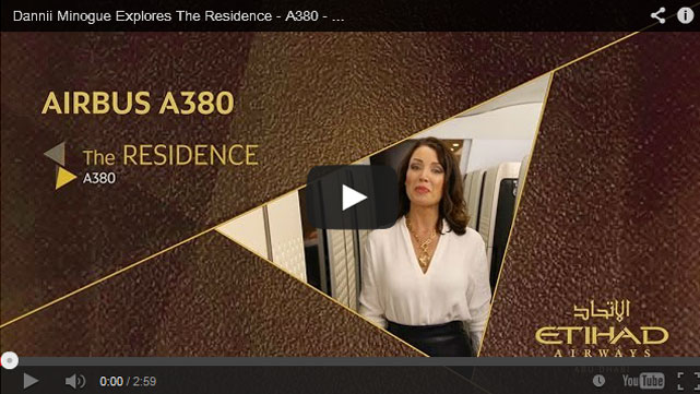 Etihad airways redefines first class with new a380 first for Etihad apartment plans