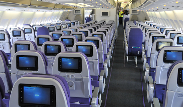 Www crash aerien aero nouveau nom de corsairfly for Airbus a330 xl airways interieur