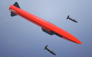 Le Bourget 2011 - Des pr�cisions sur le � Concept Missile � Perseus de MBDA