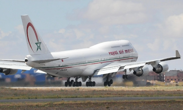 Royal Air Maroc veut remplacer son Boeing 747-400