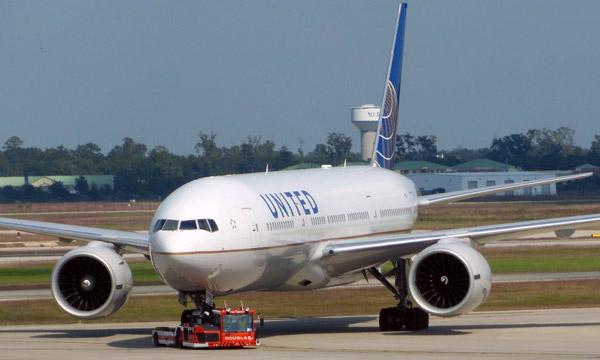 United pourrait acqu�rir des Boeing 777-300ER