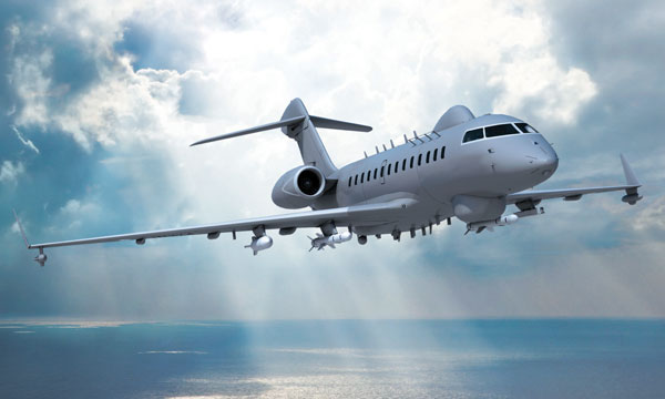 IAI veut armer le Global 5000 de Bombardier
