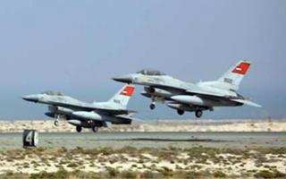 Les �tats-Unis d�bloquent la livraison de F-16 � l��gypte