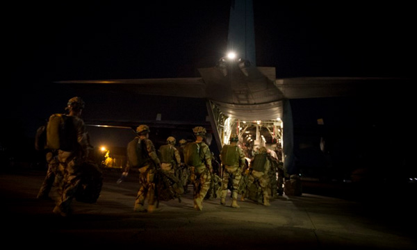 L'armée de terre au cœur des opérations aéroportées - Journal de l'Aviation JAV20150423101720