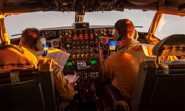 Première OPEX pour le KC-135RG rénové - ravitaillement en vol des Mirage 2000D. JAV20160204173248
