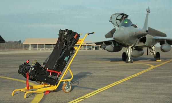 Le MkF16F, l'assurance-vie du pilote