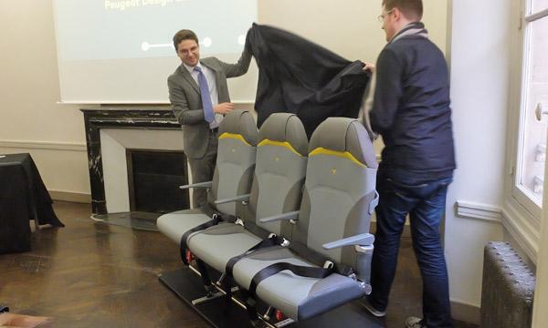 Expliseat dévoile son Titanium Seat NEO