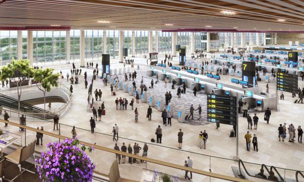 Changi s'apprête à ouvrir un nouveau terminal qui prépare une expansion plus grande encore