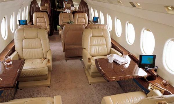 Lufthansa Private Jets prolonge son partenariat avec NetJets