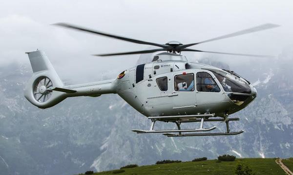Un consortium chinois confirme une commande de 100 hélicoptères H135