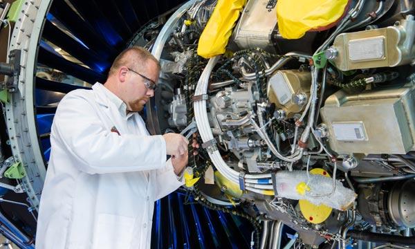Pratt & Whitney : la maintenance des GTF débutera en Géorgie