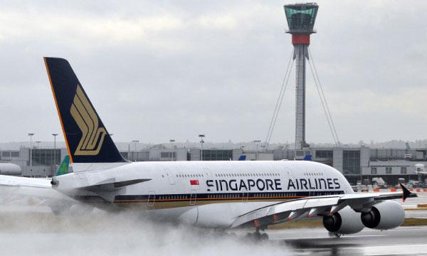 Singapore Airlines confirme le départ de ses quatre premiers A380