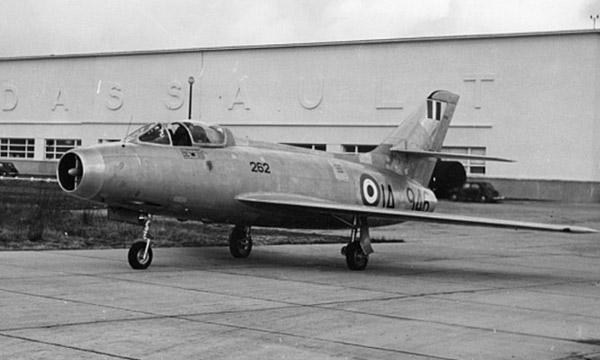 L'Inde, cliente de Dassault Aviation depuis 1953