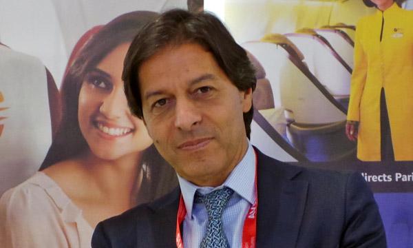 Michel Simiaut : « Jet Airways va augmenter de 20% les capacités sur Paris »