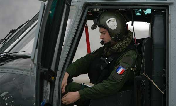 Composante hélicoptères de l'armée de l'air : « Nous arrivons à faire des choses merveilleuses malgré les contraintes »