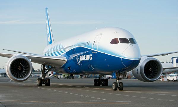 Boeing appelle à la coopération en matière de big data