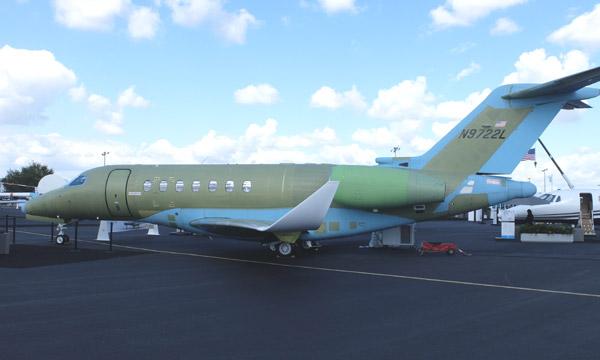 NBAA : Le nouveau Cessna Longitude se pose à Orlando