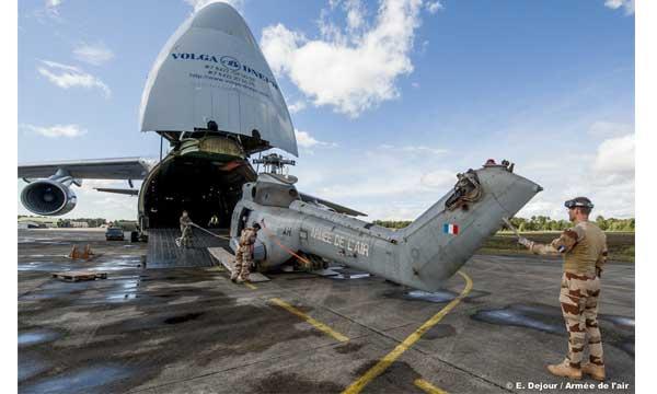 Une externalisation du soutien aérien « à améliorer »