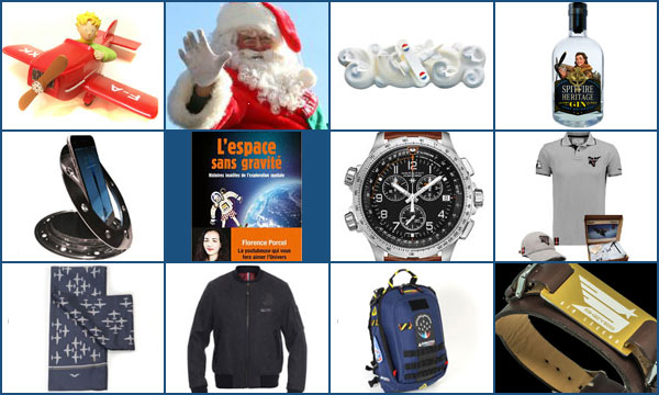 Le Journal de l'Aviation a fait son shopping de Noël