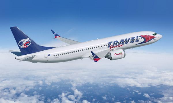 Travel Service finalise sa commande de 5 Boeing 737 MAX