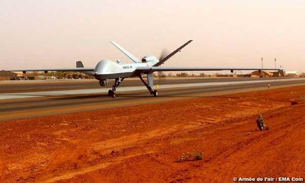 Deux nouveaux MQ-9 Reaper déployés au Sahel