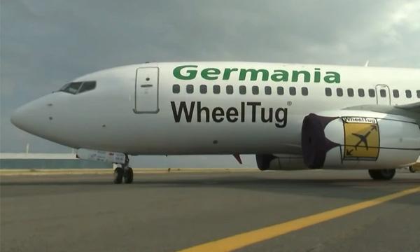 WheelTug entame son programme de certification avec le feu vert de la FAA