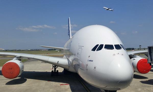 Le patrimoine d'Airbus va s'exposer au Bourget