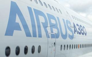 Focus Airbus Heritage : le dernier vol de l'A380 d'essais MSN4