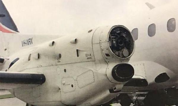 Grosse frayeur à bord d'un Saab 340 en Australie