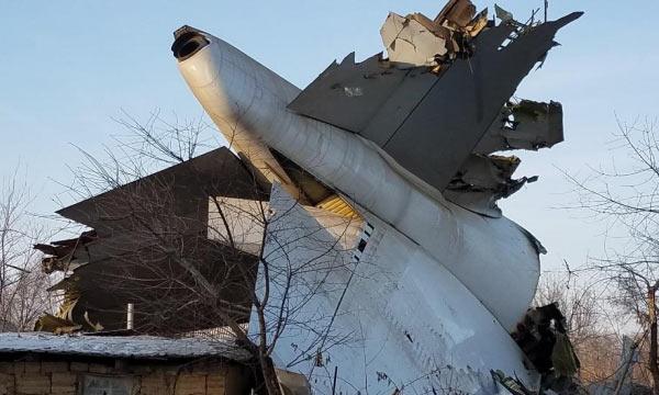 Le rapport préliminaire de l'accident du 747-400F turc à Bichkek rendu public