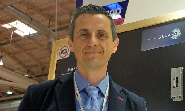 Frédéric Relea (SELA) : « Nous sommes désormais en train d'attaquer le monde des airlines »