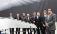 FACC a livré sa première paire de winglets à Dassault