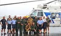 Le Super Puma tahitien rentre ses griffes