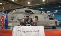 La Norvège reçoit son premier NH90