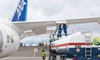 Un Boeing 787 d'ANA réalise un vol au biocarburant