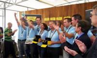 La Coupe Breitling 100/24, les 10 et 11 mai 2012
