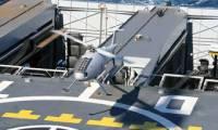 Un S-100 à bord de l'Adroit