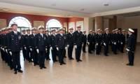 Cérémonie de remise du poignard d'officier à la promotion « rang 2012 »
