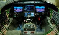 Le premier Learjet 75 sous tension