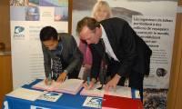 Safran et L'ENSTA ParisTech signent une convention de partenariat