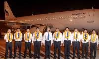 Bangkok Airways loue un sixième Airbus A320