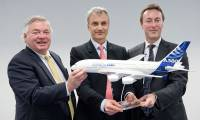 Salon de Singapour : Doric confirme ses 20 Airbus A380 et devient Amedeo