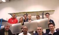 Des étudiants de l'Estaca veulent faire voler un Zenair CH 701 au GPL