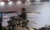 Eurosatory 2014 : Stationair présente son drone Explorair 45