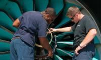 Rolls-Royce a testé sa soufflante en composites pour les programmes Advance et Ultrafan