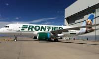 Photo : Frontier modifie son identité visuelle