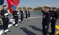 La FREMM Provence reçoit son premier commandement