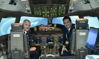 Etihad recrute des pilotes d'Alitalia