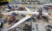 L'assemblage du 1er Boeing 787-9 produit en Caroline du Sud débute