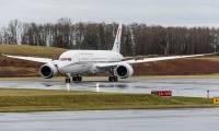 Royal Air Maroc reçoit son 1er Boeing 787
